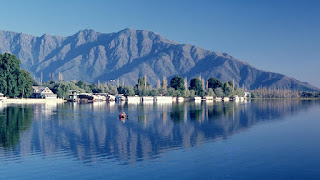 Nagin Lake Kashmir