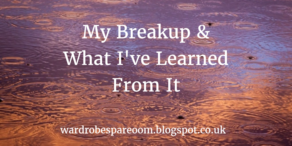 What i learned my breakup 1 year ago