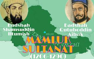 Mamluk Dynasty is 1st Dynasty which ruled on Delhi Sultanat.