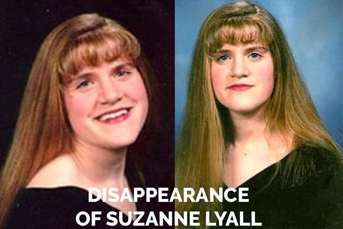 Disappearance of Suzanne Lyall 1998