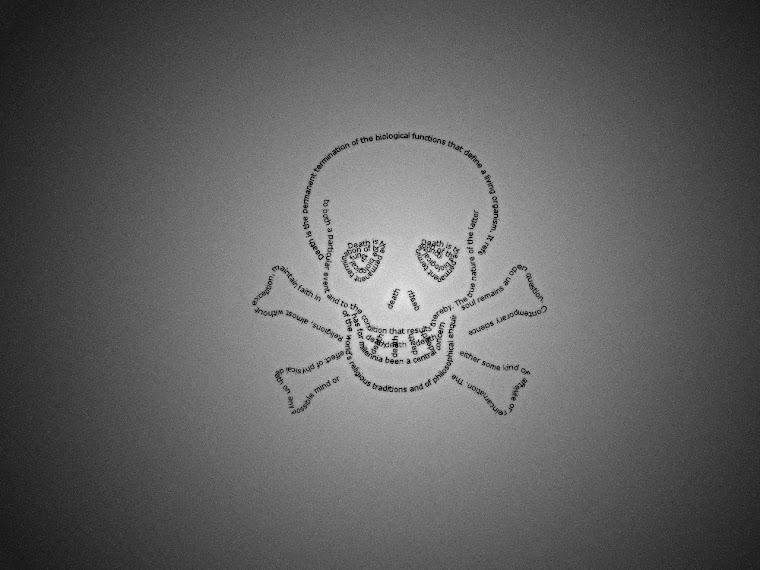 Skull and Cross Bones wallpaper