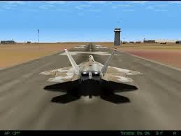 F-22 Raptor Air Striker PC Game