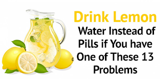 Lemon Water Can Cure 13 Health Problems