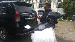 Yayasan Amal Nusantan Utama (YANU) Jakarta Salurkan  Bantuan APD Tingkat RW untuk Posko Covid-19 Di RW 01 Pasalakan