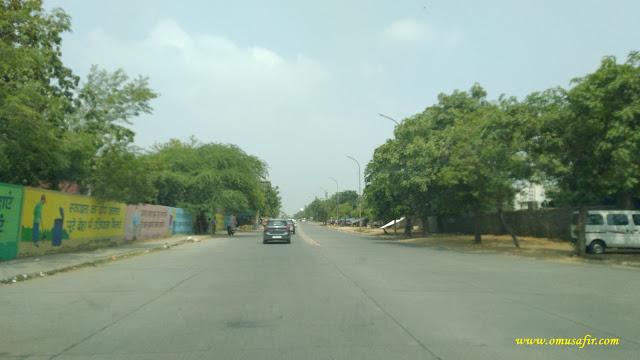 metro NIT road