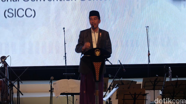 Pidato-pidato Politik Jokowi yang Jadi Kontroversi