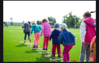 High-intensity interval training is beneficial for children's health
