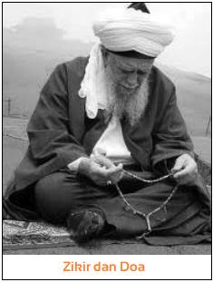 Zikir & Doa dalam Al-Quran dan Hadis, manfaatnya