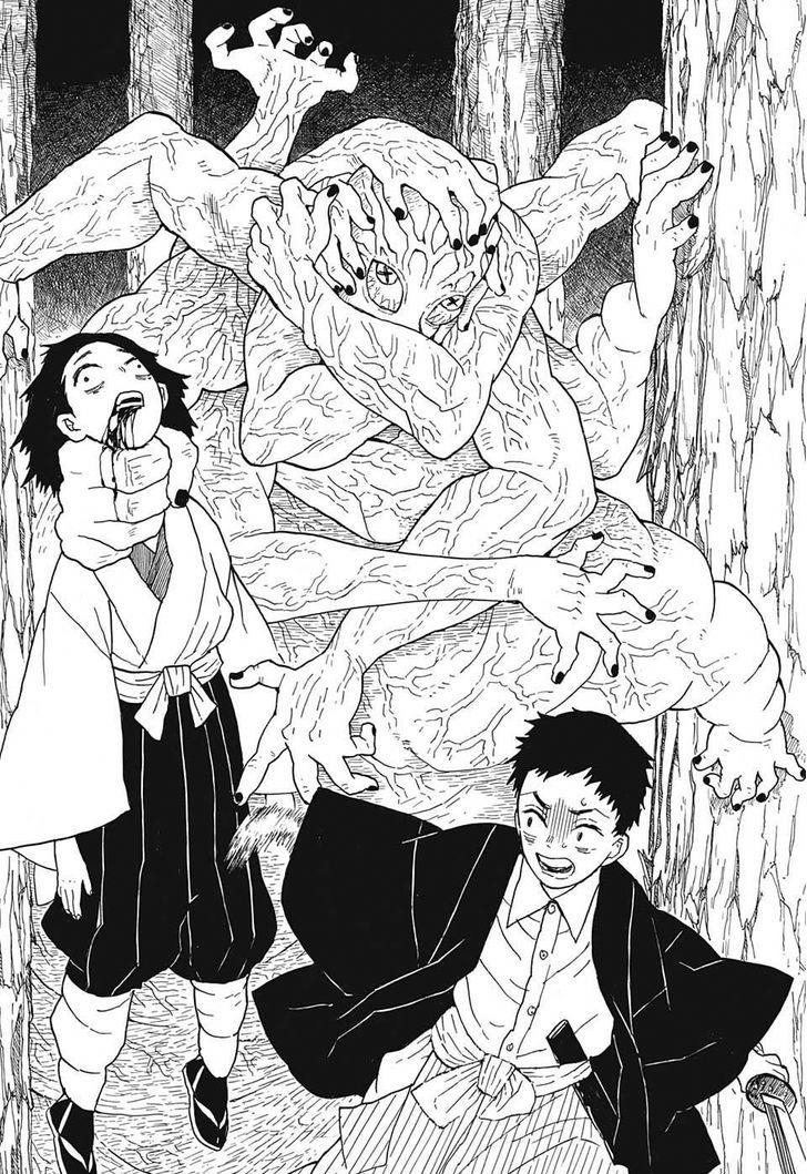 Demon Slayer: Kimetsu no Yaiba Chapter 6 35