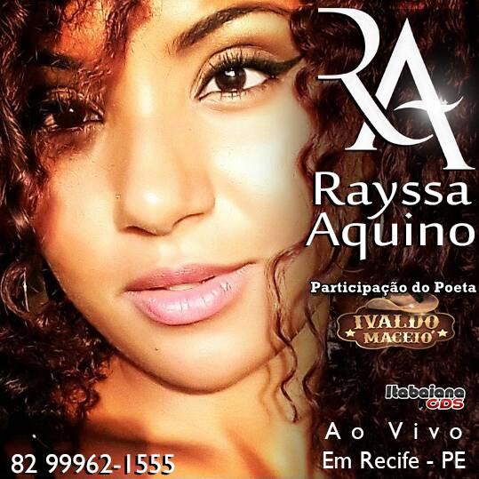 Rayssa Aquino ao vivo em Recife - 2016