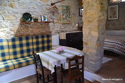 снять домик в Португалии для отдыха