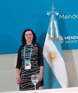 Intérprete de portugués, traductora de portugués, Gaby Cetlinas, entrevista