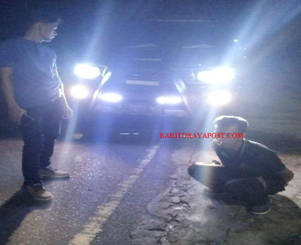 Pengen Kabur, Pelaku Tabrak Lari Berhasil Dikejar Polisi