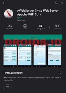 2 Cara Mudah Install Mikhmon di Android bisa Untuk Membuat Voucher Hotspot di Hape