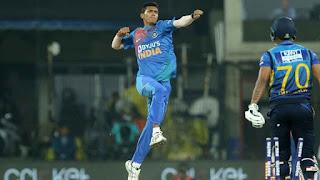 India vs Sri Lanka 2nd T20I 2020 Highlights