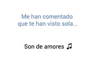 Andy y Lucas Son de Amores significado de la canción.