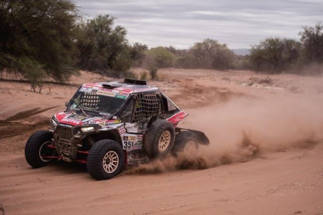 Leandro Torres, campeão do Rally Dakar, faz primeira prova no Brasil depois de título inédito