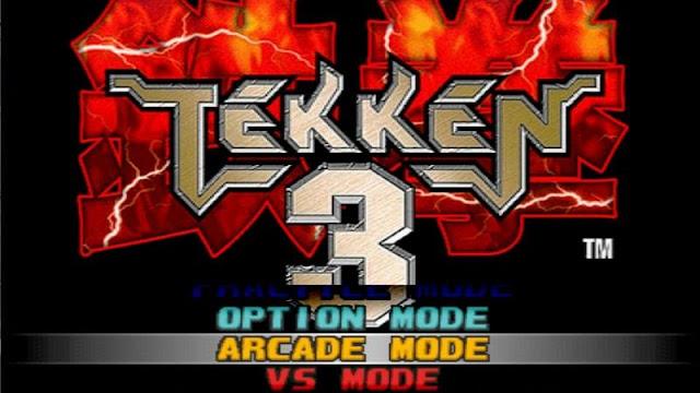 Specification Game Tekken 3
