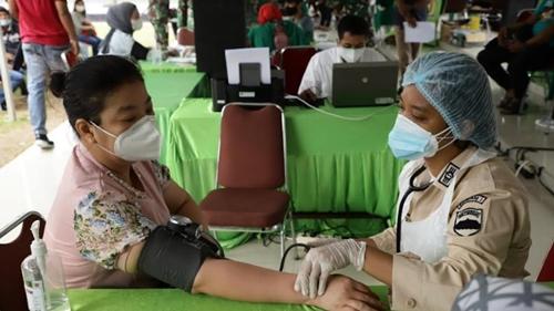 Kodam I/BB: Vaksinasi, Prokes Ketat, dan Testing Masif Turunkan Penularan COVID-19