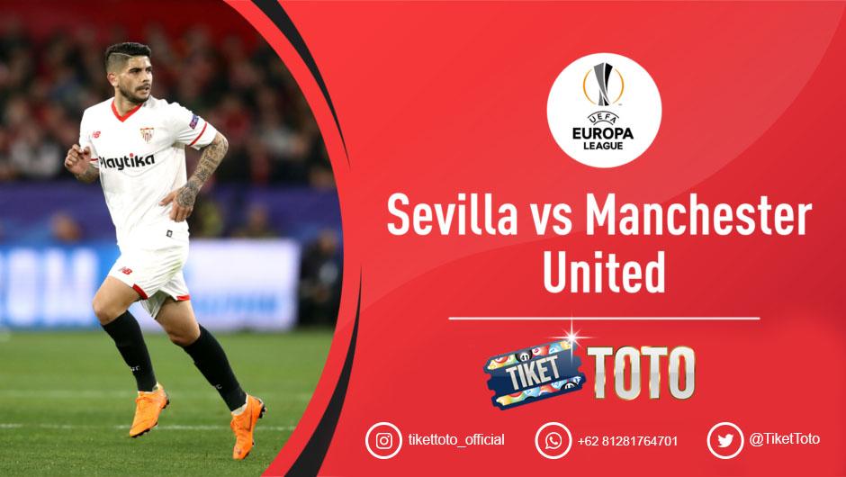 Hasil Sevilla Vs MU: Setan Merah Kandas