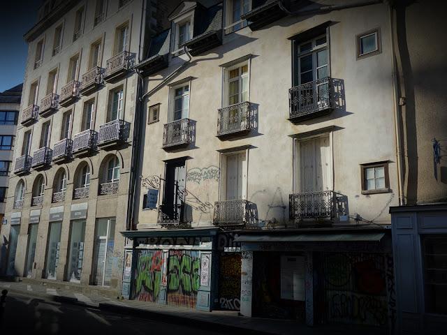 Le 6 rue du Capitaine Alfred Dreyfus en Février 2019 - Photo Erwan Corre