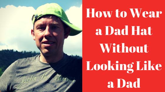 dad hat trend