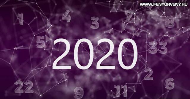 2020 – ilyen lesz a te személyes éved a számmisztika szerint