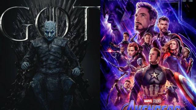 Game of Thrones Vs Avengers: Endgame – which juggernaut wins?