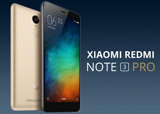 Xiaomi Redmi Note 3 Pro Harga di Lazada