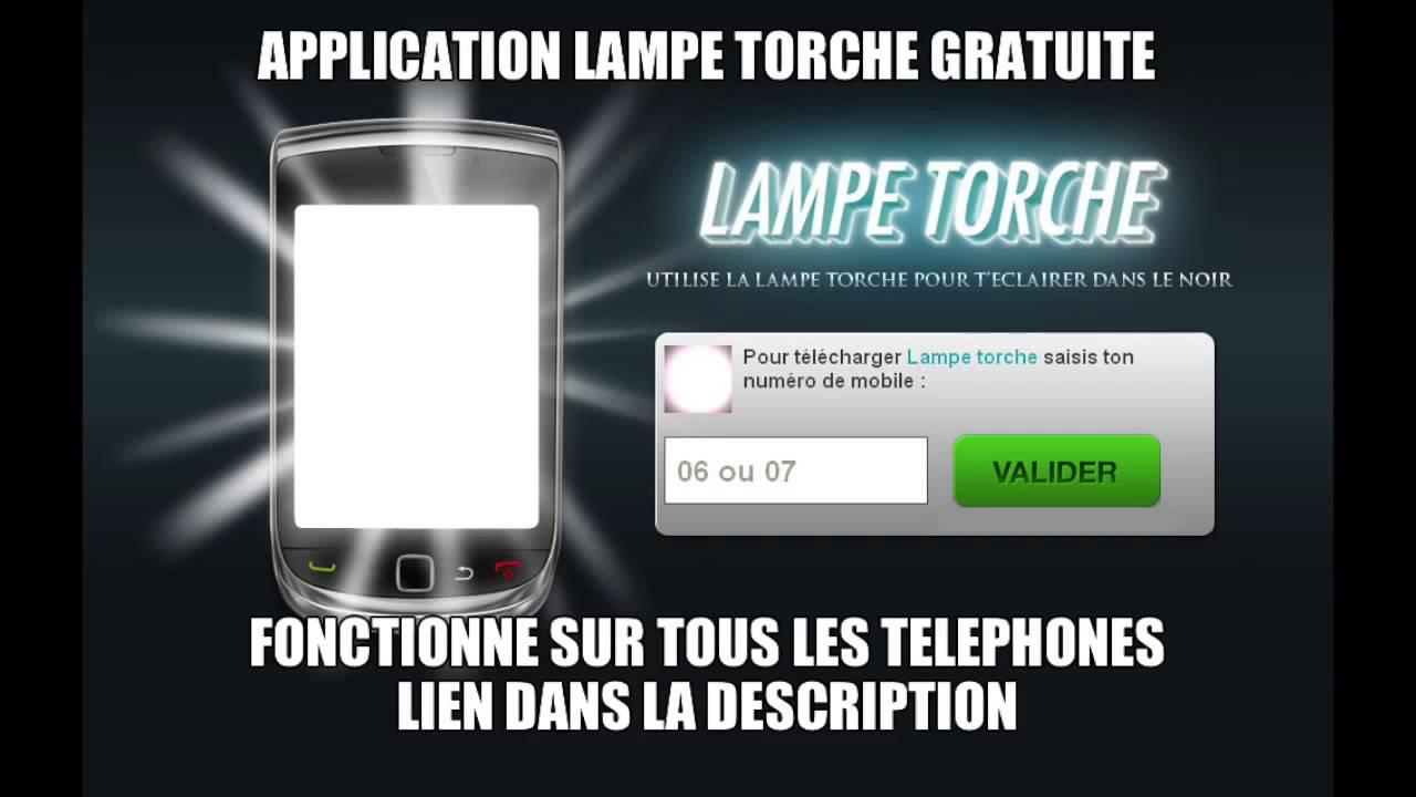 BLACKBERRY TORCHE POUR TÉLÉCHARGER LAMPE