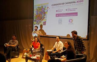 """Congreso de Carnaval 2020"""" en Valparaiso"""
