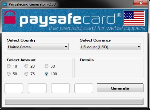 Code paysafecard gratuit valide 2019