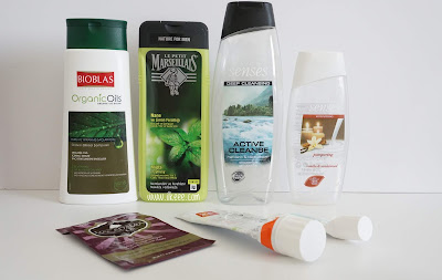 Bioblas, Hask Macadamia Oil, Avon Senses, Splat Maximum Bio Active, Sensodyne Promine