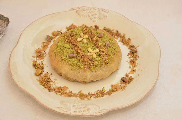 اكلة تونسية تقليدية أورتا Ourta