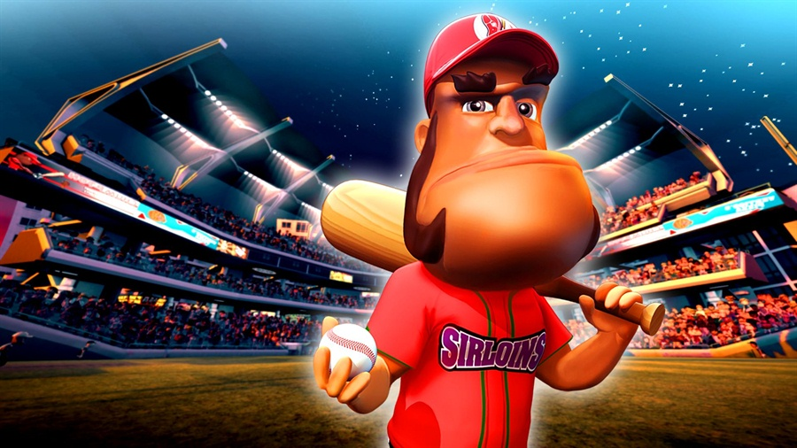 Super Mega Baseball Extra Innings Download Poster