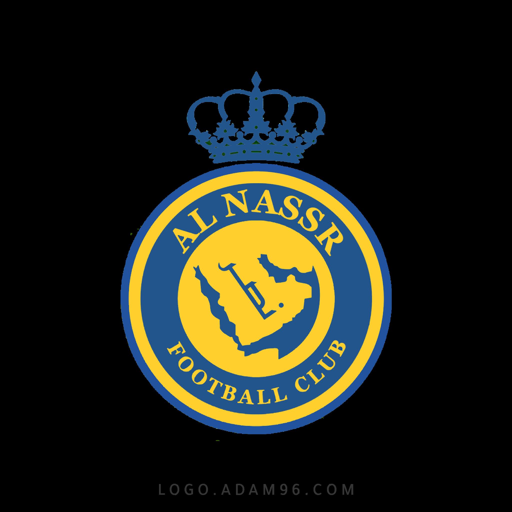 تحميل شعار نادي نصر السعودي لوجو رسمي عالي الدقة بصيغة PNG