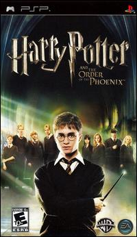 Descargar Harry Potter and the Order of the Phoenix psp iso español 1 link mega y mediafire.