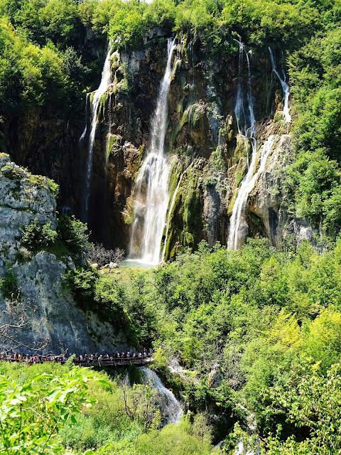 Jeziora Plitvickie - czy warto?
