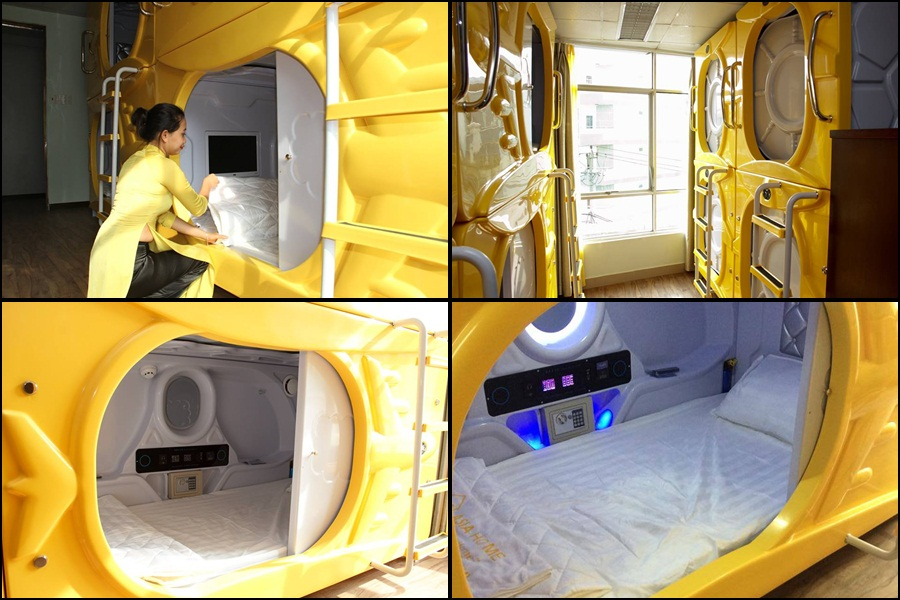 23 cool capsule hotels to stay in Southeast Asia - TheHive ...