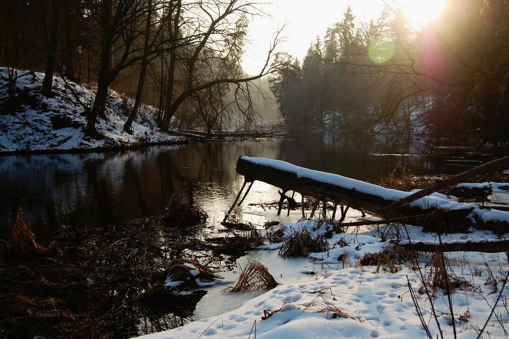 Olsztyn, Dywity, rzeka Wadąg