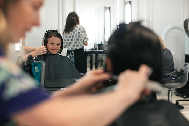 haircut elle kinney