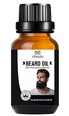 Vihado Nutrition Best Beard Growth Oil for Men
