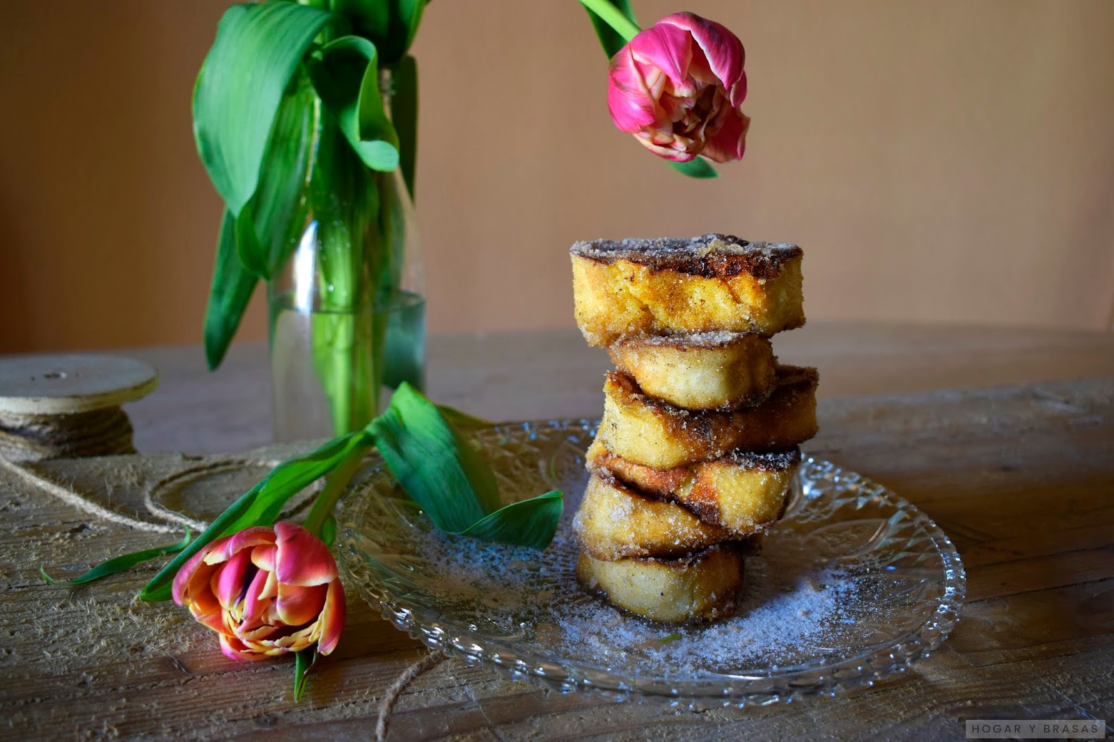 Imagen torrijas receta de la abuela