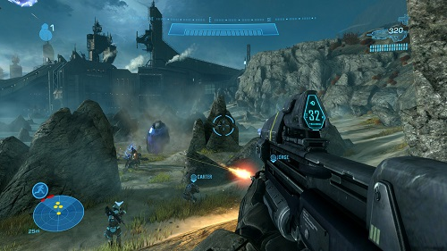 Halo: The Master Chief Collection Gameplay