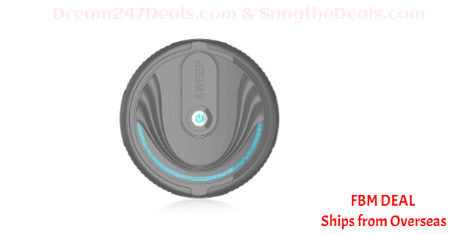 70%  off Household Intelligent Sweeping Robot