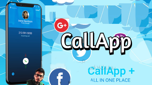 Download CallApp App for mobile to manage and customize your calls free