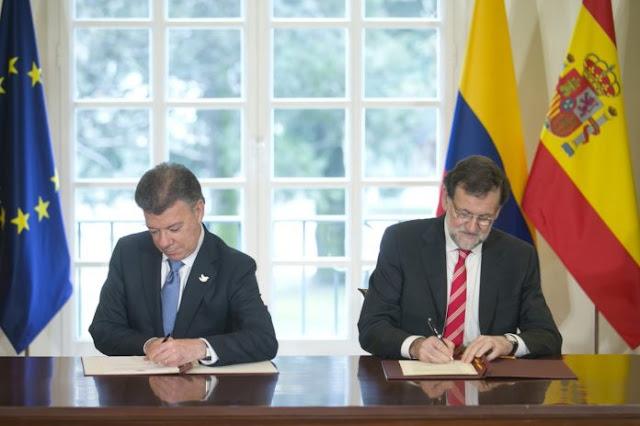La crisis de Venezuela será un punto clave en la visita de Santos a Rajoy