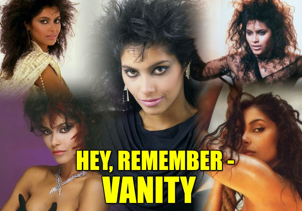 Hey Remember Vanity sexy hot Denise Williams