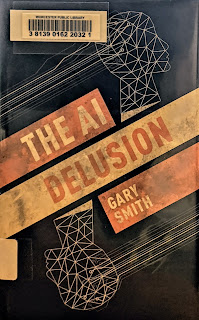 Book cover for The AI Delusion by Gary Smith
