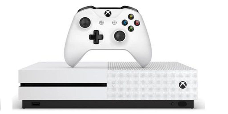 Xbox One S più piccola del 40% HTNovo